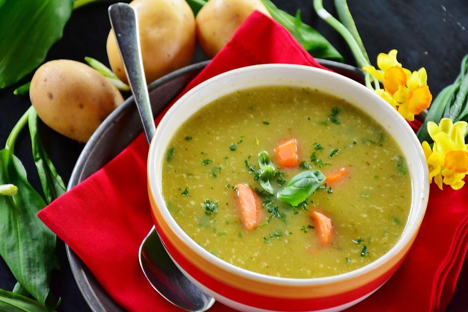 อาหารควบคุมเพื่อสุขภาพที่แข็งแรง