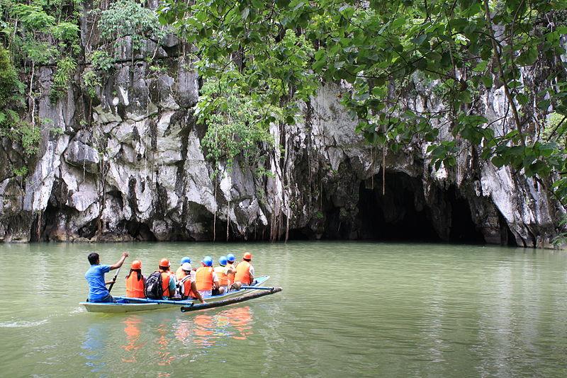 อุทยานแห่งชาติแม่น้ำใต้ดินปวยร์โตปรินเซซา